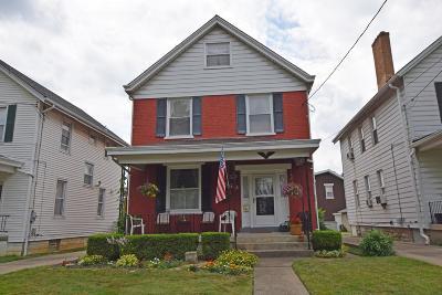 Cincinnati Single Family Home For Sale: 2569 Marsh Avenue