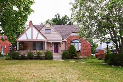 Cincinnati Single Family Home For Sale: 6611 Greenfield Drive