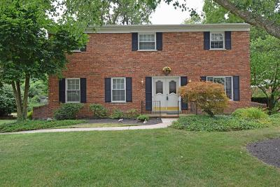 Cincinnati Single Family Home For Sale: 6989 Queensway Lane