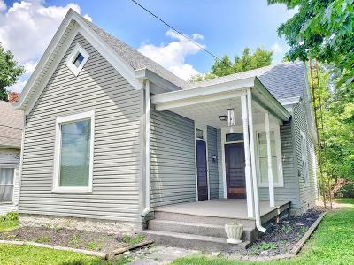 Brookville Single Family Home For Sale: 25 W 9th Street