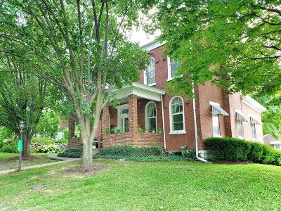Brookville Single Family Home For Sale: 610 Mill Street