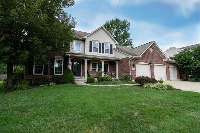 Deerfield Twp. Single Family Home For Sale: 9659 Country Trail
