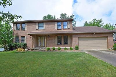 West Chester Single Family Home For Sale: 8309 Meadowlark Drive