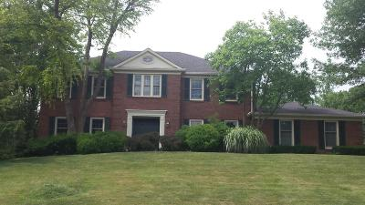 West Chester Single Family Home For Sale: 7896 Bennington Drive