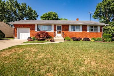 Oxford Single Family Home For Sale: 5371 College Corner Pike