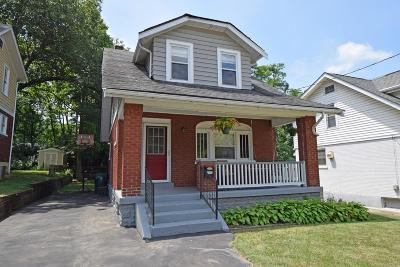 Cincinnati Single Family Home For Sale: 1213 Groesbeck Road