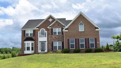 Liberty Twp Single Family Home For Sale: 6905 Corkwood Knoll