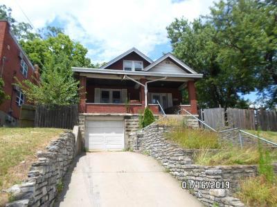 Cincinnati Single Family Home For Sale: 2632 Queen City Avenue