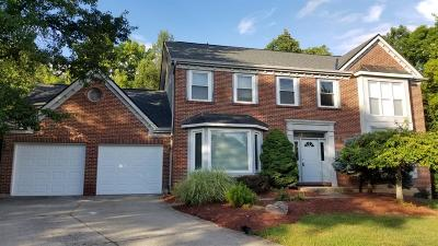 West Chester Single Family Home For Sale: 8812 Timberchase Court