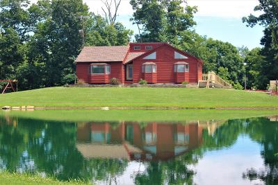 Brown County Single Family Home For Sale: 21730 Warman Road