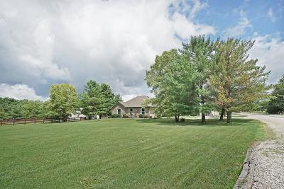 Warren County Single Family Home For Sale: 2516 W Pekin Road