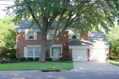 Fairfield Single Family Home For Sale: 5626 Kingsbury Road