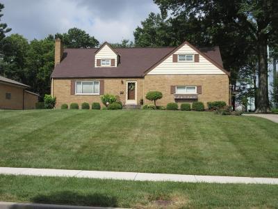 Cincinnati Single Family Home For Sale: 3483 Markay Court