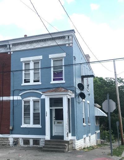 Cincinnati Single Family Home For Sale: 1020 Ross Avenue