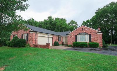 Ross Twp Single Family Home For Sale: 4042 Cincinnati Brookville Road