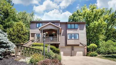 Cincinnati Single Family Home For Sale: 5780 Cedaridge Drive