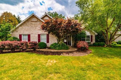 Miamisburg Single Family Home For Sale: 2290 Bluegrass Court