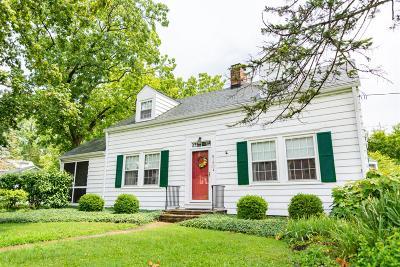 Oxford Single Family Home For Sale: 819 S Oak Street