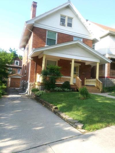 Cincinnati Single Family Home For Sale: 249 McCormick Place