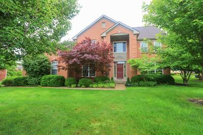 Deerfield Twp. Single Family Home For Sale: 7956 Plantation Drive