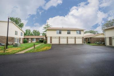 Fairfield Condo/Townhouse For Sale: 48 Dusk Court