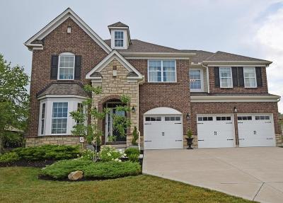Liberty Twp Single Family Home For Sale: 6251 Stagecoach Way