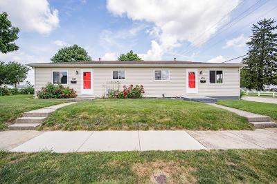 Montgomery County Multi Family Home For Sale: 827 Sennett Street