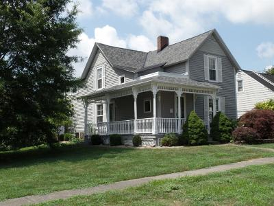 Highland County Single Family Home For Sale: 417 W Pleasant Street