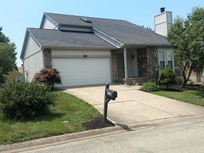 Beckett Ridge Single Family Home For Sale: 8159 Mellowtone Court