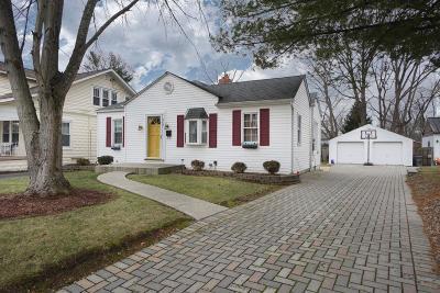 Lebanon OH Single Family Home For Sale: $185,000