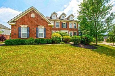 Middletown Single Family Home For Sale: 5355 Renaissance Park Drive