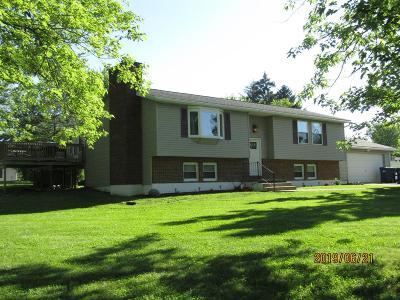 Preble County Single Family Home For Sale: 753 Swedish Cove