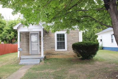 Middletown Single Family Home For Sale: 3031 Tytus Avenue