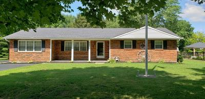Georgetown Single Family Home For Sale: 324 Free Soil Road