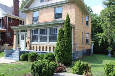 Clifton Single Family Home For Sale: 138 Woolper Avenue