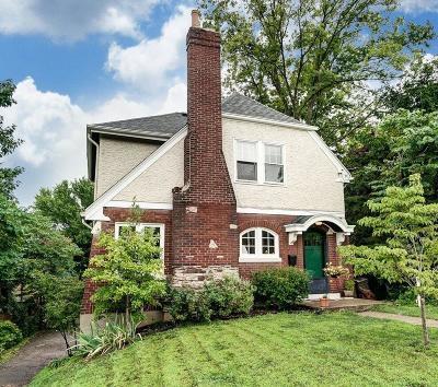 Cincinnati OH Single Family Home For Sale: $279,000