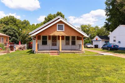 Middletown Single Family Home For Sale: 3415 Manchester Road