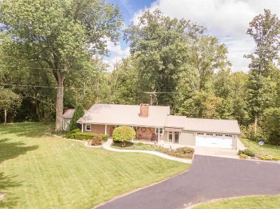 Preble County Single Family Home For Sale: 1920 Twin Road