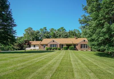 Clermont County Single Family Home For Sale: 5499 Belfast Owensville Road