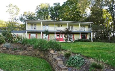 Hamilton Twp Single Family Home For Sale: 8792 Maineville Road