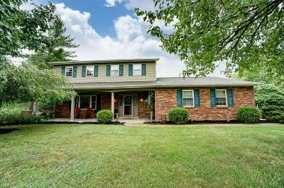 West Chester Single Family Home For Sale: 9398 Gregg Drive