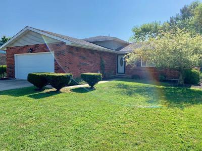 Fairfield Single Family Home For Sale: 6686 E River Road