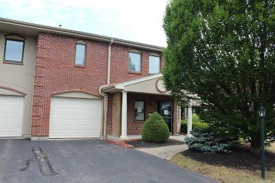 Cincinnati OH Condo/Townhouse For Sale: $125,000