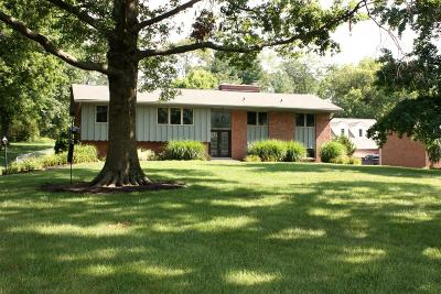 Cincinnati OH Single Family Home For Sale: $250,000