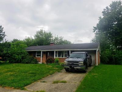 Cincinnati OH Single Family Home For Sale: $70,000