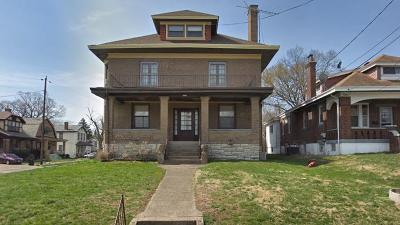 Cincinnati OH Multi Family Home For Sale: $125,000