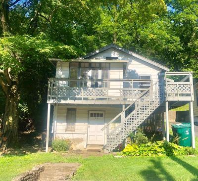 Cincinnati OH Single Family Home For Sale: $45,000