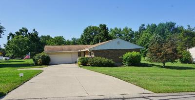 Cincinnati OH Single Family Home For Sale: $195,000
