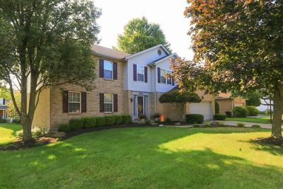 Deerfield Twp. Single Family Home For Sale: 9558 Kelly Drive