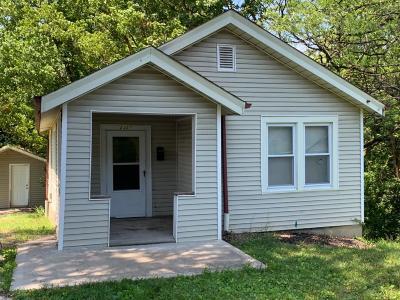 Cincinnati OH Single Family Home For Sale: $29,900